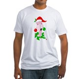Santa Flamingo Shirt
