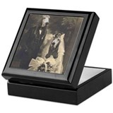 Basset VINTAGE WEDDING Keepsake Box