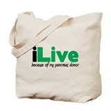 iLive Pancreas Tote Bag