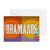¡Obamanos! Greeting Cards (Pk of 10)