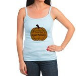 I am the Great Pumpkin Jr. Spaghetti Tank