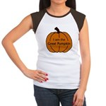 I am the Great Pumpkin Women's Cap Sleeve T-Shirt