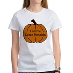 I am the Great Pumpkin Women's T-Shirt