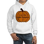 I am the Great Pumpkin Hooded Sweatshirt