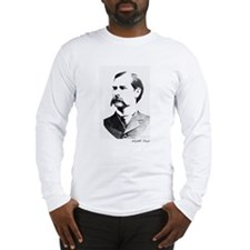 Wyatt Earp Long Sleeve T-Shirt