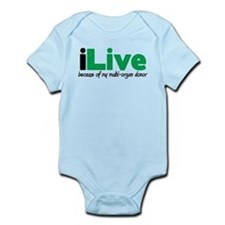 iLive Multi Organ Infant Bodysuit