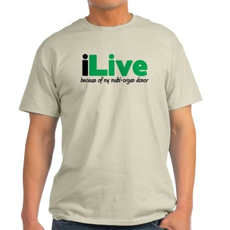 iLive Multi Organ Light T-Shirt