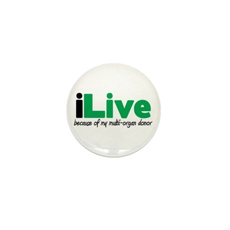 iLive Multi Organ Mini Button