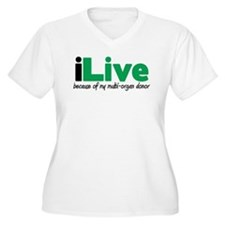 iLive Multi Organ T-Shirt