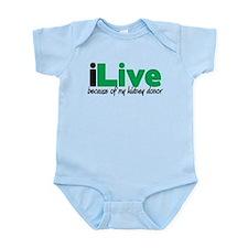 iLive Kidney Infant Bodysuit