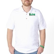 iLive Heart T-Shirt
