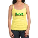 iLive Heart Tank Top
