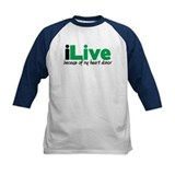 iLive Heart Tee