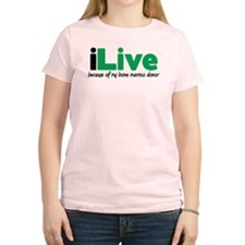 iLive Bone Marrow T-Shirt