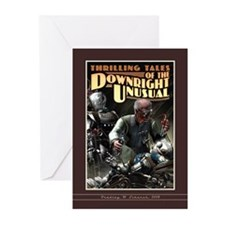 Tune Up of Terror Greeting Cards (Pk of 10)