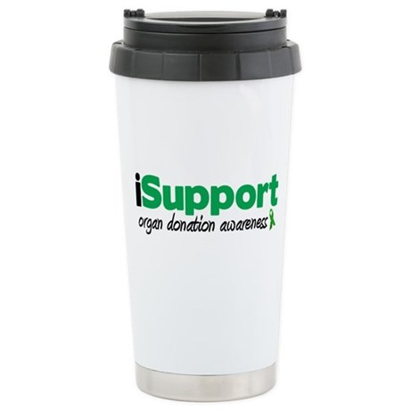 iSupport Transplants Ceramic Travel Mug