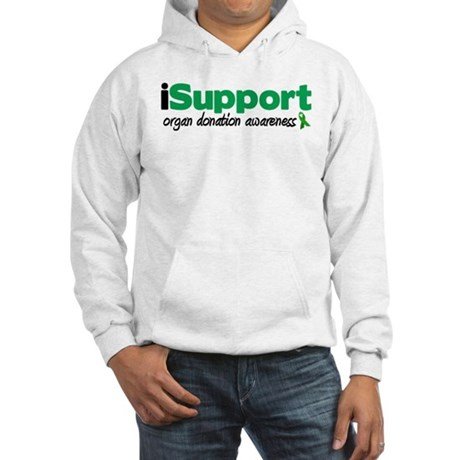 iSupport Transplants Hooded Sweatshirt