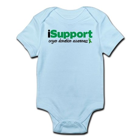iSupport Transplants Infant Bodysuit