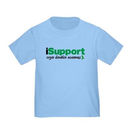 iSupport Transplants Toddler T-Shirt
