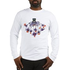 Halloween Spider Long Sleeve T-Shirt