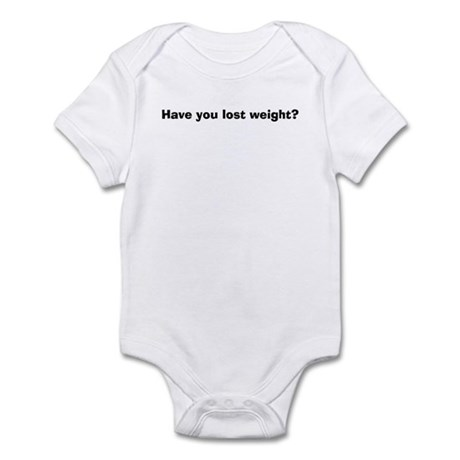 Have You Lost Weight? Infant Creeper