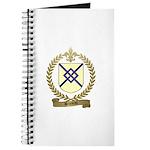 BRUNEAU Family Crest Journal