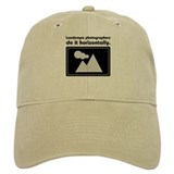 Landscape photographers do it Cap
