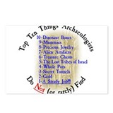 Top 10 Things Archaeologists Do Not-or rarely-Find