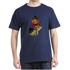 Pumpkin Witch T-Shirt