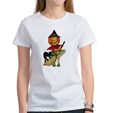 Pumpkin Witch Tee