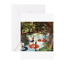 Phonograph/Record Player Greeting Cards (Pk of 10)