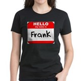 Hello my name is Frank Tee