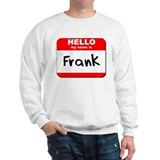 Hello my name is Frank Jumper