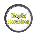 Harmless Wall Clock