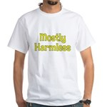 Harmless White T-Shirt