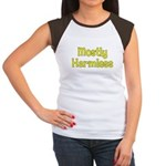 Harmless Women's Cap Sleeve T-Shirt
