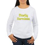 Harmless Women's Long Sleeve T-Shirt