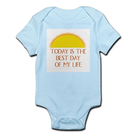 """""""Today is the Best Day of my Life"""" - Infant Creep"""