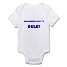 Zoopathologists Rule! Infant Bodysuit
