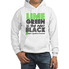 Lymphoma New Black Hooded Sweatshirt