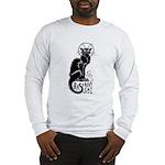 Basement Cat - Long Sleeve T-Shirt
