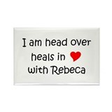 Rebeca Rectangle Magnet