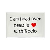 Rocio Rectangle Magnet