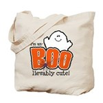 UnBOOlievably Cute Trick or Treat Bag