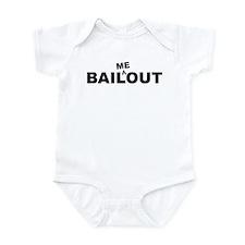 Bailout Infant Bodysuit