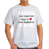 Unique I heart rigoberto T-Shirt