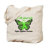Faith Lymphoma Tote Bag