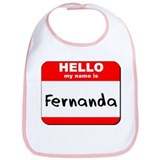 Hello my name is Fernanda Bib
