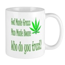 God made pot Mug