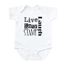 Live Love STAMP Infant Bodysuit